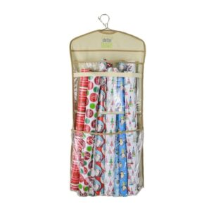 Clutter Keeper® Deluxe Hanging Gift Bag Storage Organizer